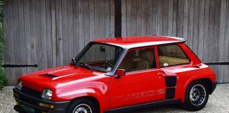 Renault 5 turbo 1 2