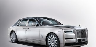 phantom rolls royce